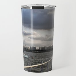 Stranded in the City Travel Mug
