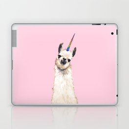 Unicorn Llama Laptop & iPad Skin