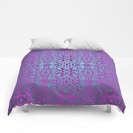 70's style Celtic Knotwork V2 Comforters