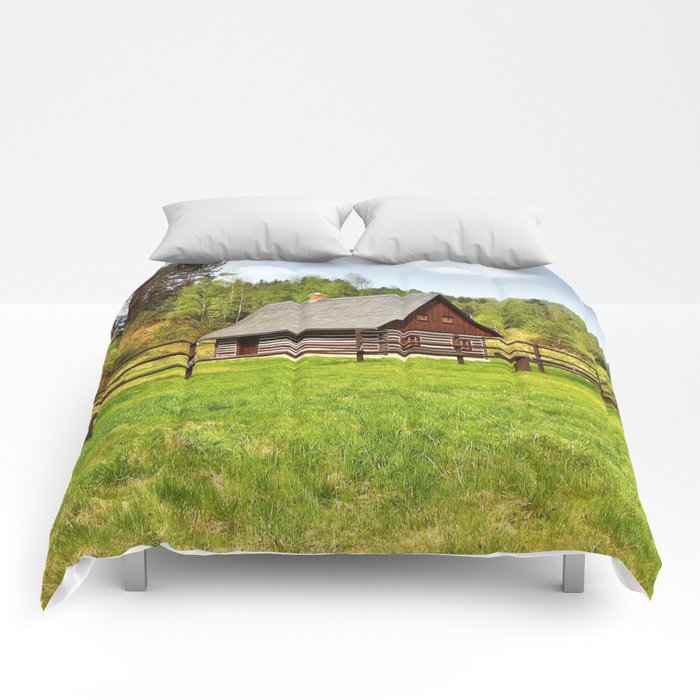 Cottage Comforters