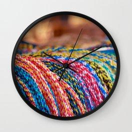 Concept Kaltblutmarkt 2018 : Ropes Wall Clock