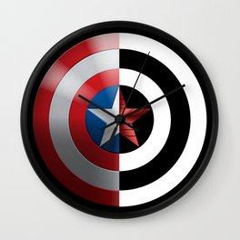 captain - Bucky Winter Soldier Wall Clock