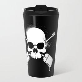 Modern Pirate Travel Mug