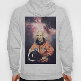 Captain Picard - Astronaut in Space Hoody