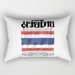 Muay Thai MMA Rectangular Pillow