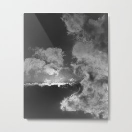 Clouds #2 Metal Print