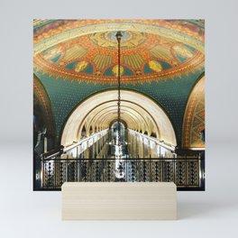 Art Deco Fisher Building Downtown Detroit Mini Art Print