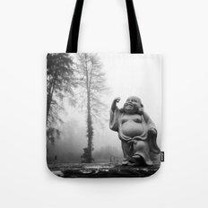 Morning Buddha Tote Bag
