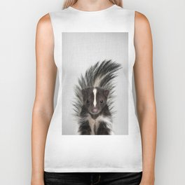 Skunk - Colorful Biker Tank