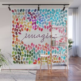 Imagine [Collaboration with Garima Dhawan] Wall Mural