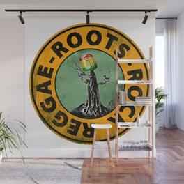 Roots - Rock - Reggae. Wall Mural