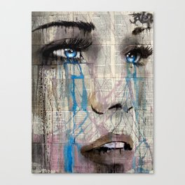 A THOUSAND TIMES Canvas Print