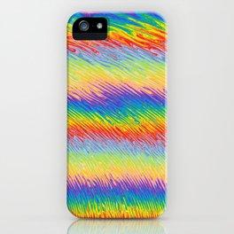 Bleeding Colors  iPhone Case