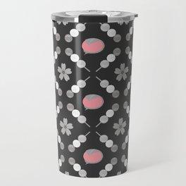 Hanami Nummies | Black Sakura Travel Mug