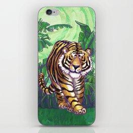 Animal Parade Tiger iPhone Skin