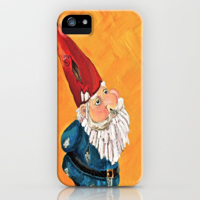 Abstract Study of Gnome iPhone Case