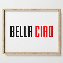 Money heist Bella Ciao Serving Tray