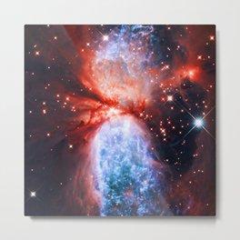 Star Incubator Metal Print