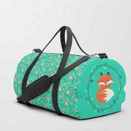 Red Fox Duffle Bag