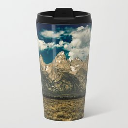 Mountain Summer Escape Travel Mug