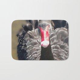 Black swan Bath Mat