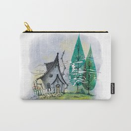 Wind in the poplars Carry-All Pouch