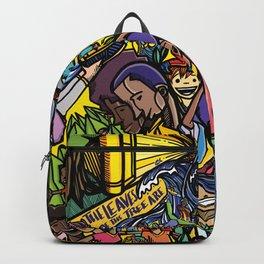 Revelation 22 Backpack