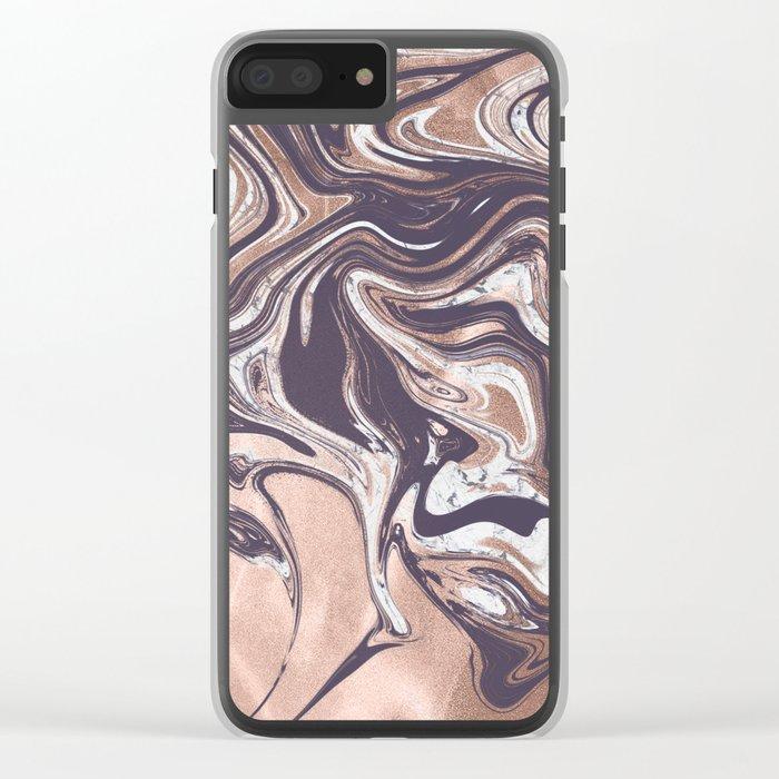 Vienna Clear iPhone Case