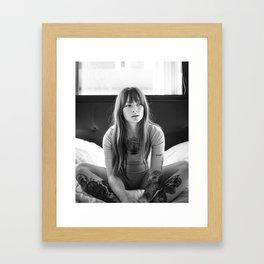 Gentle Spirit Framed Art Print