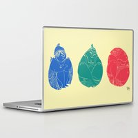 eggs Laptop & iPad Skins featuring Eggs by Erin Eng