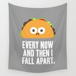 Taco Eclipse of the Heart Wall Tapestry