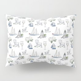 Castle Hill Lighthouse Pillow Sham