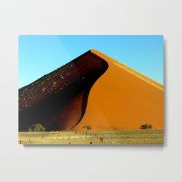Sossusvlei Dune 46 Metal Print