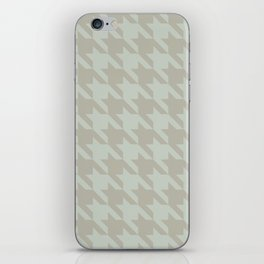 Houndstooth iPhone Skin