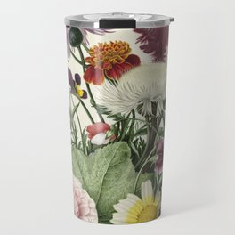 Bouquet of flowers, anonymous Travel Mug