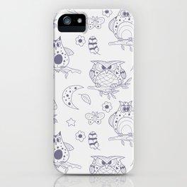 Owl iPhone Case