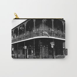 Bourbon Street, New Orleans Carry-All Pouch
