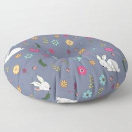 Easter bunny Floor Pillow