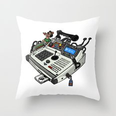 Pimped MPC Throw Pillow