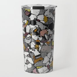 Everything happens for a reason #2 Travel Mug