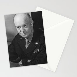 General Dwight Eisenhower Stationery Cards