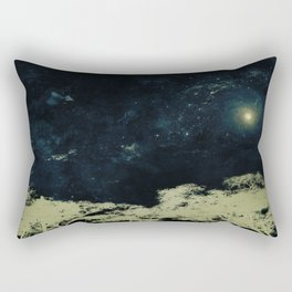 Your Dreams are so Quiet Rectangular Pillow