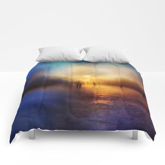 Light Echoes Comforters