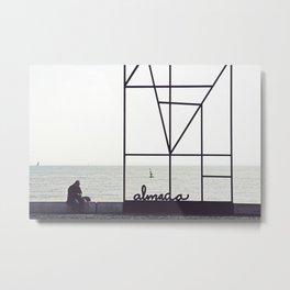 almada Metal Print