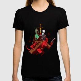 Red Right Hand & Friends T-shirt