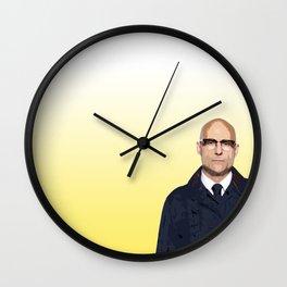 Merlin (Kingsman) Wall Clock
