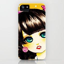 Midori iPhone Case