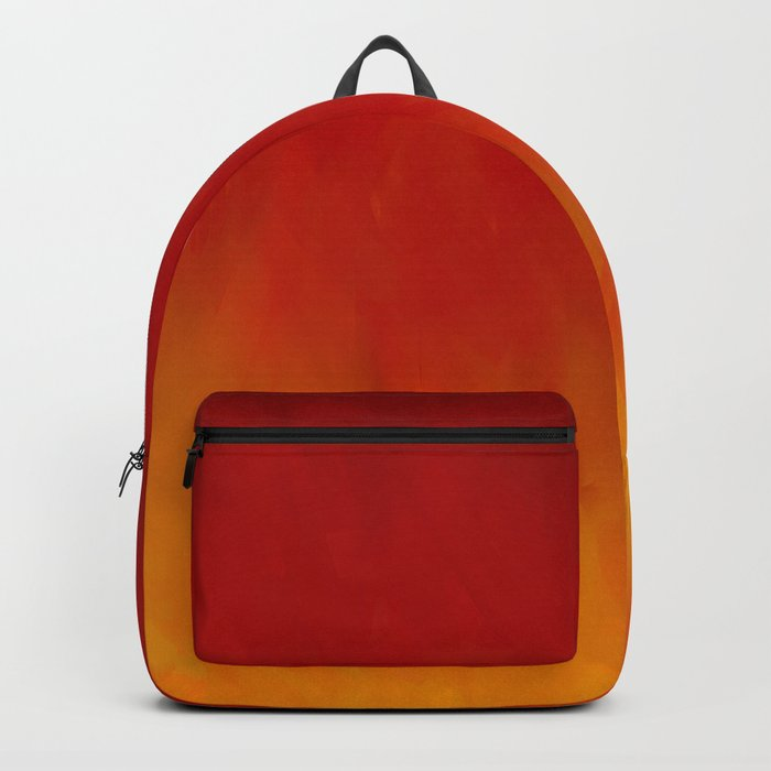 Flames of Gold Backpack