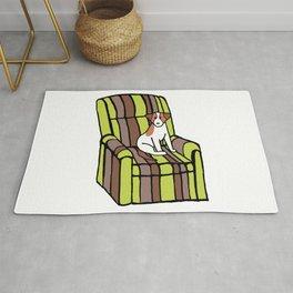 Eddie & The Ugly Chair Rug