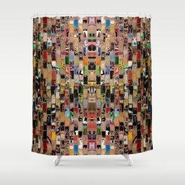 Skate Armor by SHUA artist Shower Curtain
